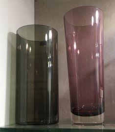 Caithness Glass uncased vase and Lochshiel vase in Heather Caithness Glass, Heritage Museum, Glass Vase, Design, Home Decor, Decoration Home, Room Decor, Home Interior Design
