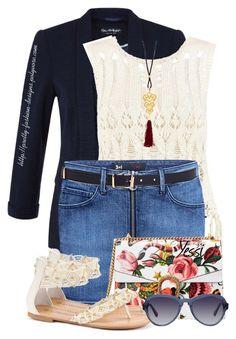 """~ 💕 Crochet Sandals 💕 ~"" by pretty-fashion-designs ❤ liked on Polyvore featuring Miss Selfridge, Boohoo, 3x1, Gucci, Maison Boinet, Derek Lam and Ben-Amun"