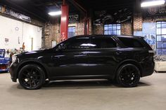 dodge durango blacked out - Google Search
