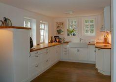 Landhausküche Deckend Weiß Lackiert: Landhausstil Küche Von Henche  Möbelwerkstätte