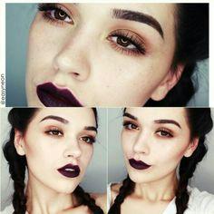 Love the lipstick.