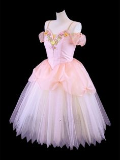 Discover recipes, home ideas, style inspiration and other ideas to try. Dance Costumes Ballet, Ballet Tutu, Nutcracker Costumes, Tutu Costumes, Pink Outfits, Cute Outfits, Ballet Russe, Long Tutu, Ballet Clothes