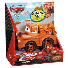 Cars 2 Shake 'N Go Mater