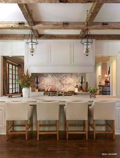 Inviting Kitchen Des