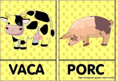 VOCABULARI ANIMALS DE GRANJA - brichi Monferrer - Álbumes web de Picasa