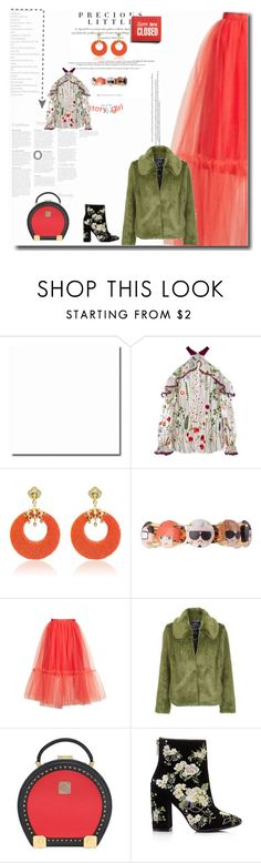 """the story continues..."" by peeweevaaz ❤ liked on Polyvore featuring Bijoux de Famille, Topshop, MCM, Miss Selfridge, Jack Spade, Agent Provocateur, outfit, romantic, polyvoreeditorial and polyvorefashion"