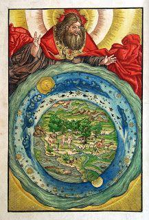1534. God created Heavens and Earth