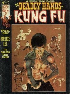 Deadly Hands of Kung Fu # 14 by Neal Adams