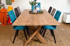 tafel petterson van Ethnicraft