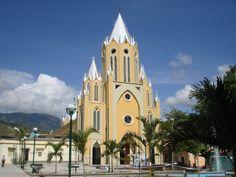 iglesia de pregonero estado tachira - Buscar con Google