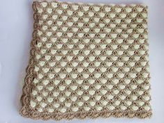 Sindy Summer Baby Blanket pattern by Noma Ndlovu Slip Stitch Knitting, Baby Knitting, Best Baby Blankets, Crochet Basics, Crochet Yarn, Flower Designs, Baby Shower Gifts, Summer Baby, Knitting Patterns