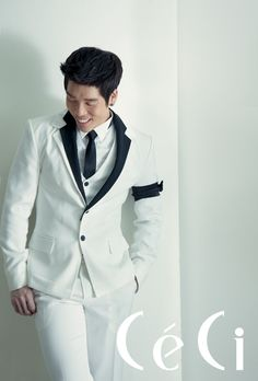 2AM --- changmin --- Ceci Magazine January Issue '11