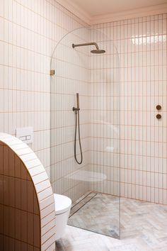 Interior Exterior, Bathroom Interior Design, Home Interior, Bathroom Inspo, Bathroom Inspiration, Home Design, Three Birds Renovations, Bathroom Renos, Bathrooms
