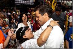 Leopoldo López llama a consolidar la unión para construir una mejor Venezuela - http://www.leanoticias.com/2013/01/23/leopoldo-lopez-llama-a-consolidar-la-union-para-construir-una-mejor-venezuela/