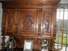Beautiful Walnut cupboard R15000 China Cabinet, Antique Furniture, Cupboard, Antiques, Storage, Vintage, Beautiful, Home Decor, Clothes Stand