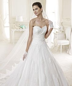Wedding Dress Nicole DEMETRA NIAB15026IV 2015