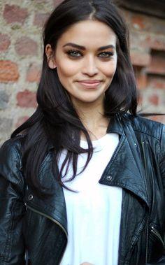 aprettysoul: Shanina is so beautiful! A perfect mixed between Australian and Pakistani, if I remember right!