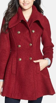 Cranberry coat http://rstyle.me/n/ve44en2bn