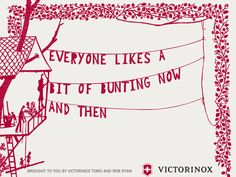 Victorinox goes paper cutting with Rob Ryan – Creative Review