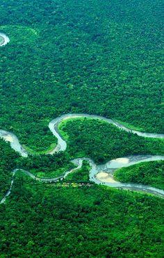 sevier:  Papua, Indonesia