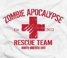 Zombie Apocalypse 2012 Rescue Team