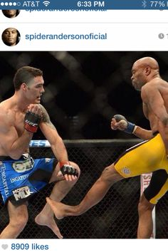 Anderson Silva- annihilated his leg during fight w/ Chris Weidman. Heartbreaking.