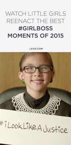This adorable and inspiring video proves that the world is full of #girlbosses.@levoleague www.levo.com