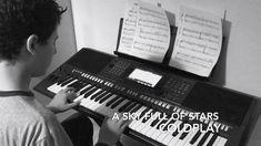 Sky Full Of Stars, Keyboard, Videos, Music, Youtube, Music School, Preschool Age, Brain, Kids Learning
