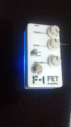F1 Fet Amplifier, by Edy Effects.