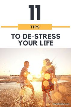 It is way too easy, so why let stress get you?
