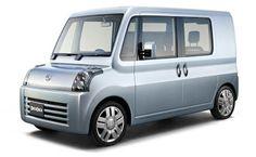 Daihatsu Concept kei cars autos economicos | Car0n4n