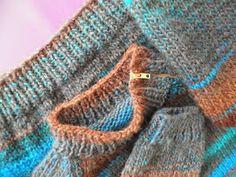 ARTES-ANAS: MANGA RAGLÁN PARA NUESTRO JERSEY CON CREMALLERA Manga Raglan, Toy 2, Knitting Patterns, Blanket, Crochet, Fashion, Crochet Baby Clothes, Knit Jacket, Wool Jackets