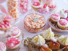 Etsy の 1:12 Confectioners Box of Orange by CrownJewelMiniatures