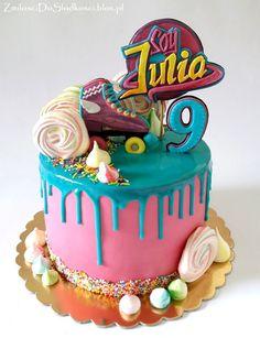 Soy Luna - Drip cake :)