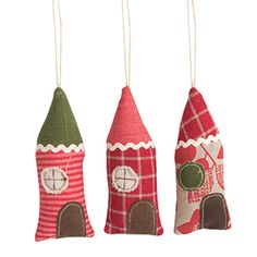 Fabric house decoration - Maileg DK