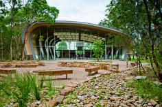 Gallery of Milson Island Indoor Sports Stadium / Allen Jack+Cottier Architects - 6