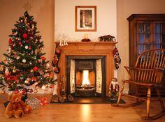 Christmas Decoration Ideas For Living Room (Christmas 2015) | Decoration TRENDY