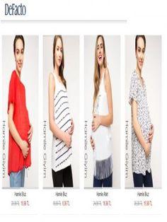 De Facto Yeni Sezon Hamile Kıyafetleri #hamile #giyim #moda #fashion #pregnancy