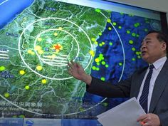 Taiwan tremeu hoje com um forte terremoto - Jornal Manchete Digital Notícias