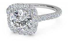 Ritani | The Great Gatsby: Daisy Buchanan's Engagement Ring Style | http://www.ritani.com/blog