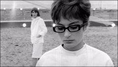 Federico Fellini 8 1/2のアヌーク・エーメ