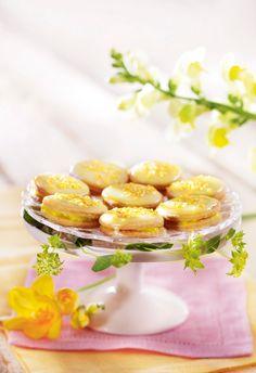 Sitruunaiset herrasväen pikkuleivät | K-ruoka #pääsiäinen