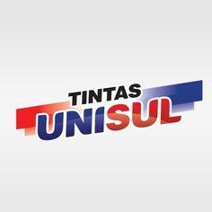 Criação de Logotipo Tintas Unisul - FIRE MÍDIA http://firemidia.com.br/portfolios/criacao-de-logotipo-tintas-unisul-fire-midia/
