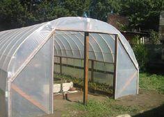 Invernadero de caña para zonas de mucho viento y nieve | INTA :: Instituto Nacional de Tecnología Agropecuaria