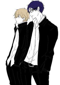 Rei & Nagisa