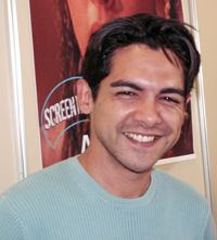 Alexis Cruz (born September 29, 1974) is an American actor, known for his performances as Rafael in Touched by an Angel and as Skaara in Stargate and Stargate SG-1. Cruz was born in The Bronx, New York of Puerto Rican descent. His mother, Julia, was a songwriter.He currently resides in Los Angeles.