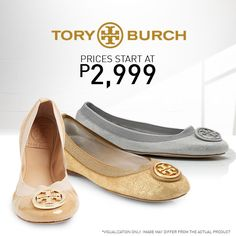 Tory Burch Collection Banner