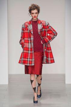 Vivienne Westwood Red Label - Inverno 2015 #LFW