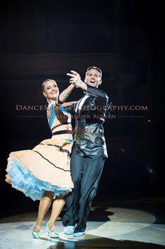 Mirko & Edita's amazing quickstep to Blue Suede Shoes at Dance Legends 2013!    (Ballroom Dance & DanceSport)