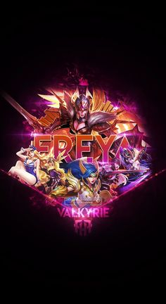 Wallpaper Phone Special Freya Valkyrie by FachriFHR on DeviantArt List Of Heroes, The Legend Of Heroes, Wallpaper Mobile Legends, Mobile Wallpaper, Special Wallpaper, Hero Wallpaper, Bruno Mobile Legends, Supreme Iphone Wallpaper, Alucard Mobile Legends